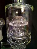 Conduite d'eau en verre de fumage du recycleur AA040