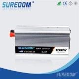 OEM одиночный с инвертора силы AC 1200W решетки с USB
