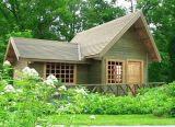 اثنان أرضية متحرّك تضمينيّة يصنع منزل