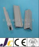 6063 T5 알루미늄 둥근 관, 양극 처리된 알루미늄 단면도 밀어남 (JC-P-82011)