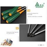 Более зеленая отвертка ручки Tri-Лепестка