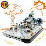 Luftkissenfahrzeug-Modell blockt Spielzeug für Kinder