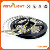 Luz de tira flexível do diodo emissor de luz de SMD 5050 12V RGB para hotéis