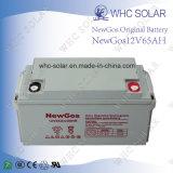 bateria profunda do AGM do ciclo de 12V 65ah para o sistema solar do UPS