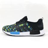Самое новое цветастое Flynit обувает ботинки спорта самые светлые идущие