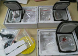 Audiômetro incorporado e aparelho auditivo digital de zumbido Masker
