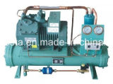 Bitzer 물에 의하여 냉각되는 R40r 압축기 압축 단위