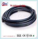 La doppia gomma incagliata multi ha isolato il cavo flessibile della saldatura isolato PVC