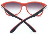 Fqp16827 Calssical grosse Rahmen-Unisexart polarisierte Objektiv-Sonnenbrillen