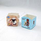 アートペーパーの印刷のフォールドの包装のクラフトボックス