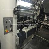 Impresora del fotograbado del color del motor 8 del sistema 7 del arco para BOPP, el PVC, el animal doméstico, el etc