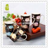 Tazas de café de cerámica al por mayor de la capacidad grande 14oz