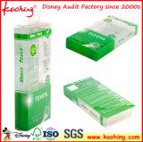 Animal doméstico delicado claro/PVC de Koohing que cuelga el rectángulo plástico