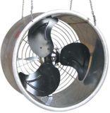 온실 냉각 장치를 위한 열기 순환 팬