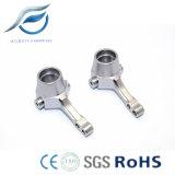 A junta de alumínio arma o portador do cubo da direção, peças de giro do alumínio do CNC