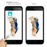 Bildschirm-Schoner-Raum-erstklassiges ausgeglichenes Glas für iPhone 6/6s