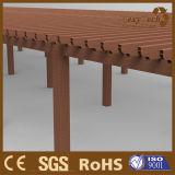 Profesional Compuesto de madera Pérgola Proveedor