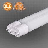 5years lumière approuvée T8 de tube du secours DEL de la garantie UL/cUL/Dlc /Ce/RoHS