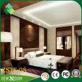 Mobília barroca luxuosa do quarto da série presidencial do estilo ajustada (ZSTF-08)