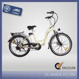"""高い発電250Wブラシレスモーター26 """"都市様式の自転車(JSL038XE-8)"""
