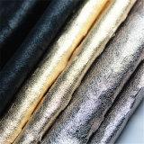 Lámina para gofrar caliente para la tela de cuero de la PU