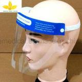 처분할 수 있는 플라스틱 의학 PVC 보호 마스크 챙 방패