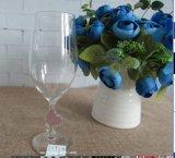 結婚式のホーム装飾のためのホウケイ酸塩ガラスのゴブレットのコップ