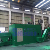 Horizontale automatische StahlTurnings emballierenmaschine (CER)