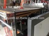 Tampa de vidro eficiente elevada da fonte do fabricante que faz a máquina