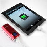 banco portátil da potência 2400mAh para o carregador de bateria do telefone móvel