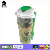 Heißes verkaufendes buntes Plastiksalat-Cup