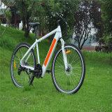 Спрятанный MTB велосипед батареи электрический