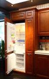 Armadio da cucina americano di legno solido di stile