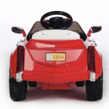 아이들의 장난감 Car-Red Tl 5288 (2개의 모터 2 건전지)타 에 전기