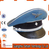 El teniente modificado para requisitos particulares de la fuerza aérea segunda enarboló el casquillo para los oficiales del ejército