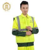 OEM 안전 세탁기술자 작업복, 사려깊은 안전 세탁기술자 일 착용