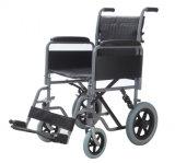 Trânsito de aço, Foldable, cadeira de rodas, (YJ-008E)