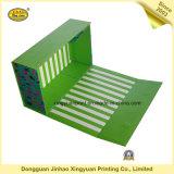 Preciosa caja de embalaje de la técnica de impresión