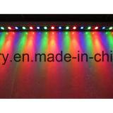 9W LEDの壁の洗浄ランプの洗濯機の洪水ライト屋外の景色の照明R G B Y RGB