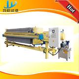 Máquina da imprensa da placa do petróleo de coco e de filtro do frame