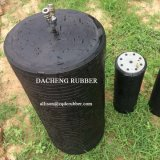 Aufblasbare Blasen-Dichtung für Rohrleitung