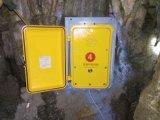 Auto-dial del teléfono a prueba de agua / caja de llamada de emergencia Manos libres con la puerta KNSP-04-2
