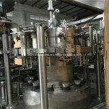 Завершите производственную линию пива стеклянной бутылки заполняя разливая по бутылкам
