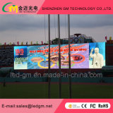 Comitato impermeabile esterno di RGB P10 DIP/SMD LED, facente pubblicità allo schermo del LED/segno/modulo/visualizzazione