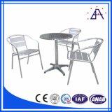 Perfil del aluminio de la silla de playa de la brillantez