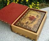 جديدة غلّة كرم كتاب أسلوب جلد صندوق لأنّ عرض/تخزين