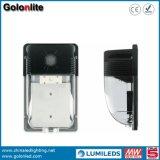 120lm/W het Licht van het super Heldere 20W Openlucht LEIDENE Van uitstekende kwaliteit Pak van de Muur met de Sensor van de Fotocel