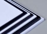 Uno strato di plastica dei 2017 ABS per bianco di Thermoforming
