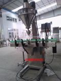 Máquina de rellenar en botella linear automática del café molido