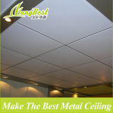 Панель потолка акустического алюминия высокого качества Perforated